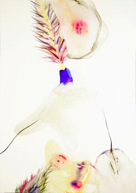 Innesti#14_acquerelli su carta_70x50 cm_2013