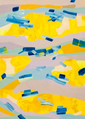 Passeggiata-lungomare-100x140cm-acrilico_2158