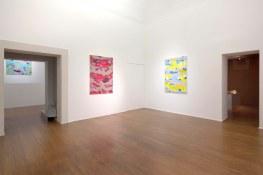 05. Isabella Nazzarri, Clinamen, 2017, installation view, ABC-Arte, Genoa