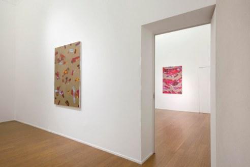 09. Isabella Nazzarri, Clinamen, 2017, installation view, ABC-Arte, Genoa