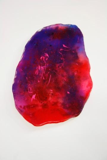 Sedimento_1 resina e acrilico_34x25 cm_2018